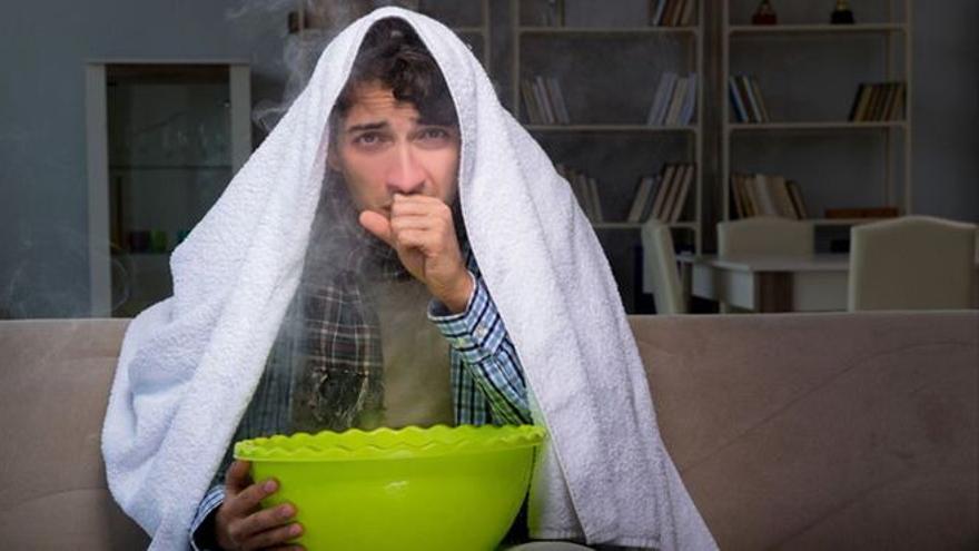 Seis remedios caseros para despejar la nariz