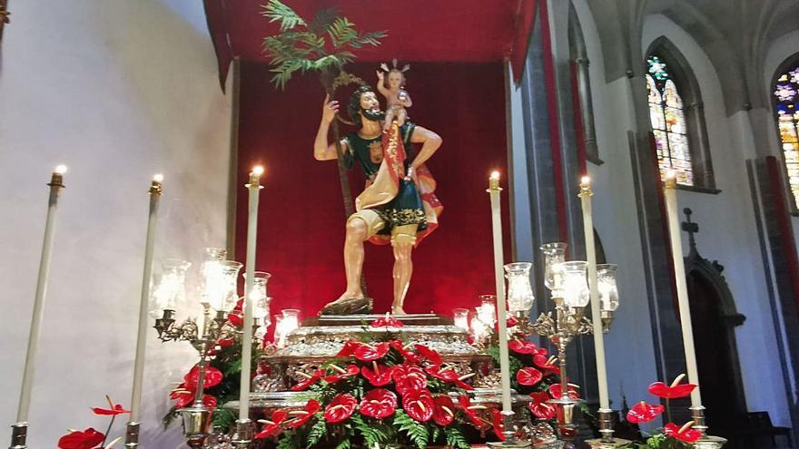 La ciudad celebra San Cristóbal