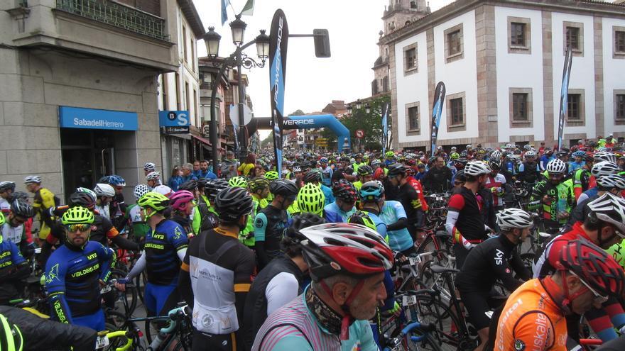 Aplazada la Clásica Cicloturista Lagos de Covadonga