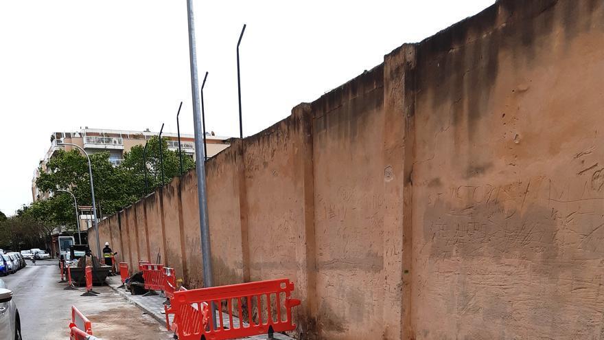 Cort invierte 18.000 euros en la mejora del alumbrado de la calle Alfons el Savi