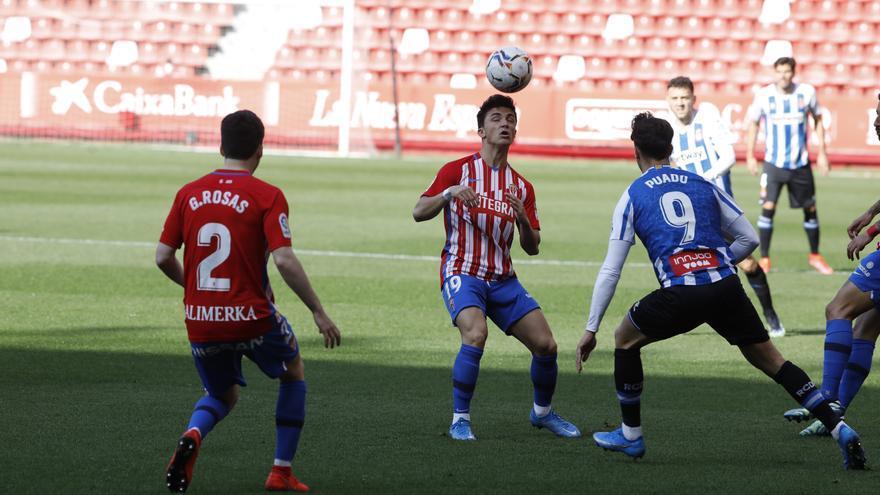 EN DIRECTO: El Sporting busca la victoria en un encuentro igualado