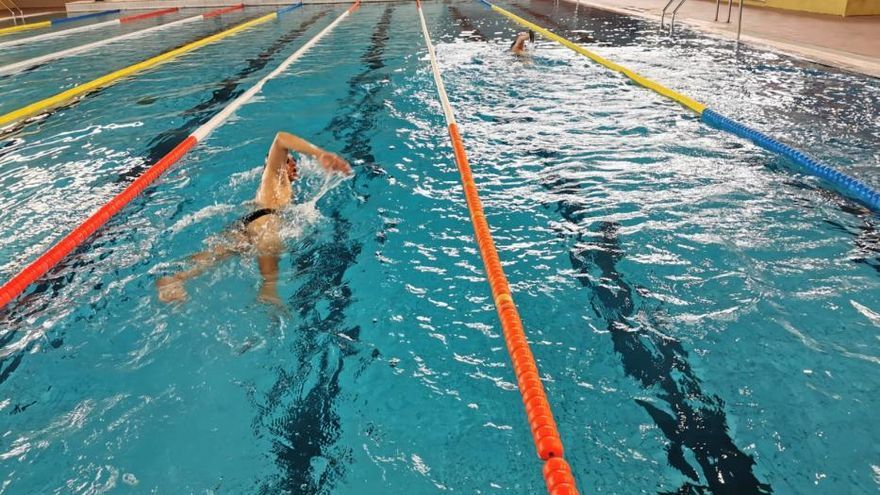Torrent, Paiporta y Xirivella reabren las piscinas cubiertas