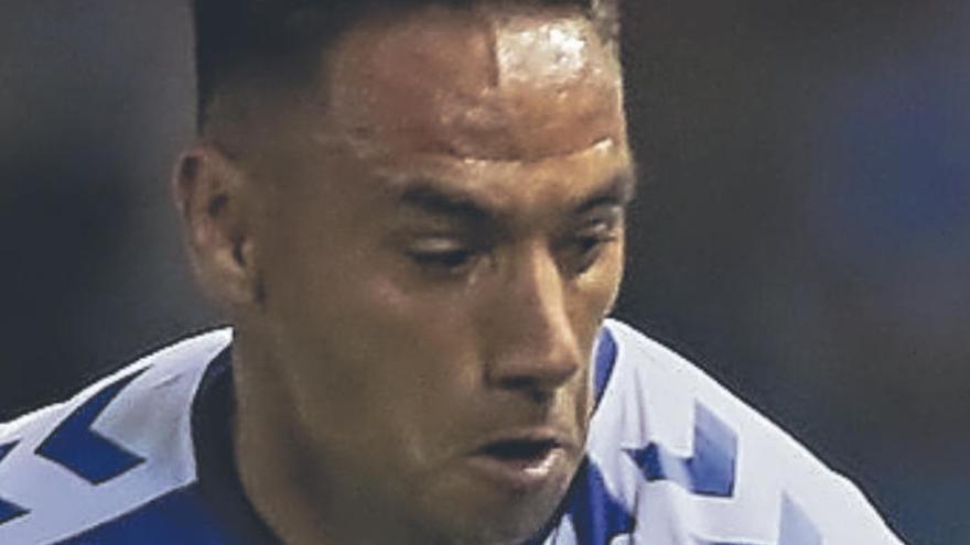El Tenerife sigue depresivo y pierde a Naranjo para el derbi ante la UD