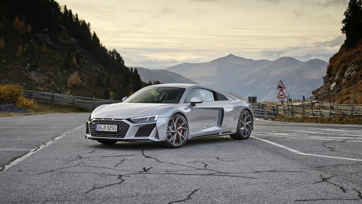 Los 10 Audi más rápidos de 2020