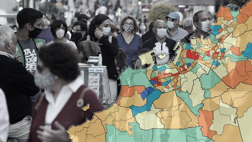 Más allá del invierno demográfico: los barrios más envejecidos de Vigo y Galicia
