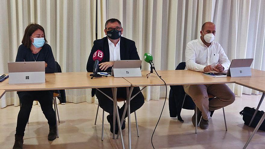 Los vecinos de Sant Josep votarán a qué proyectos destinan 450.000 euros