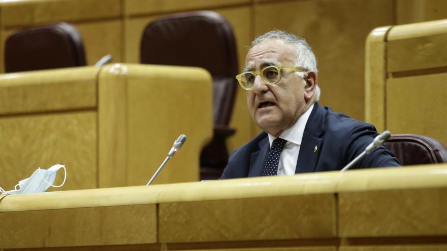 El PAR pide al Gobierno actuaciones en el área de Montalbán