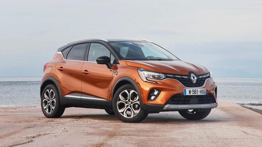 Renault Captur 2020, millorant el present