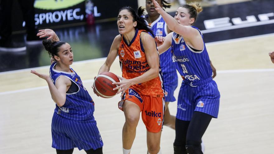 El Valencia BC se jugará la Liga en Salamanca