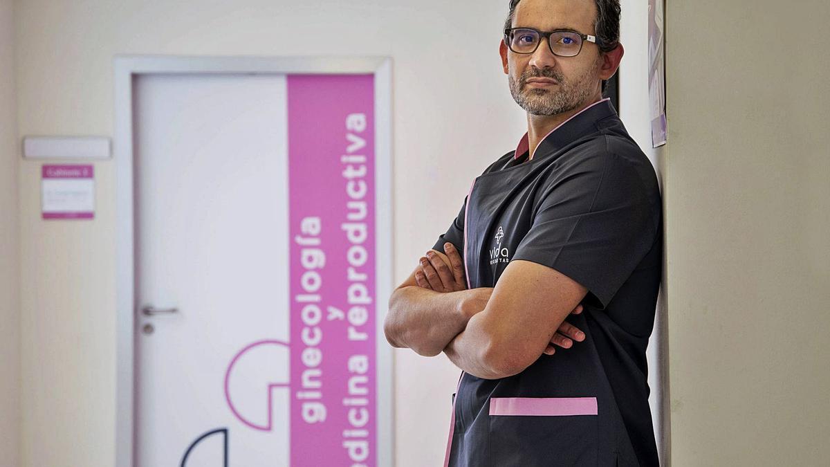 El doctor Antonio Conde Palacios.
