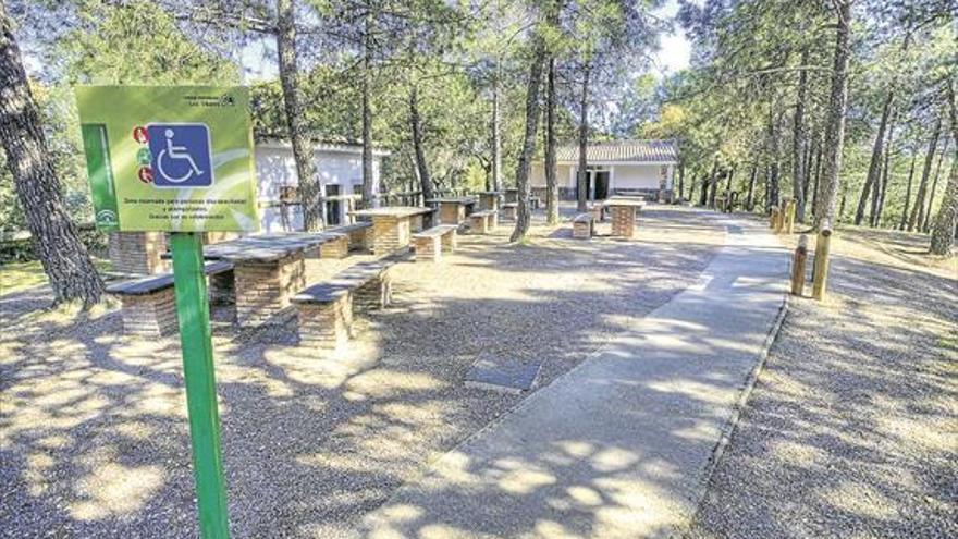 La Junta cierra los parques periurbanos de la provincia desde el 24 de octubre