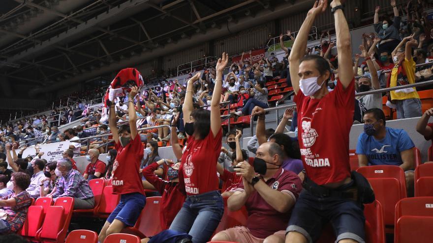 El Casademont podrá contar con 8.720 aficionados, un 80%