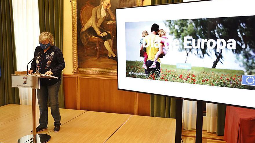 Europa da suerte a Gijón: primer premio de la lotería especial por el 9 de mayo en El Coto