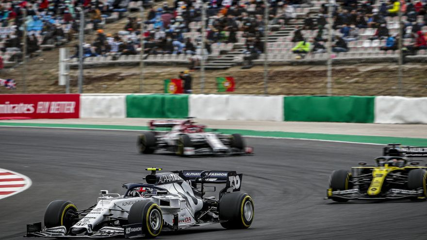 Polémica por la entrada de público en el GP de Portugal