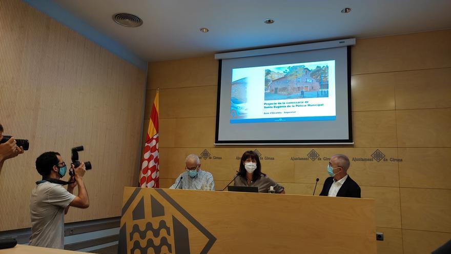 La nova comissaria de la Policia Municipal de Girona s'enllestirà el gener del 2023 i acollirà una unitat del cos