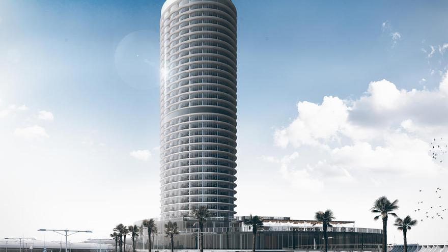 Una torre contra los días marinos