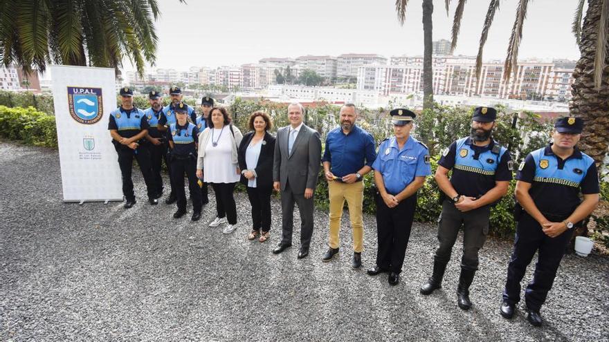 La Policía Local crea una unidad para velar por las personas en situación de riesgo social