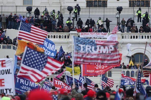 Asalto al Capitolio de Washington