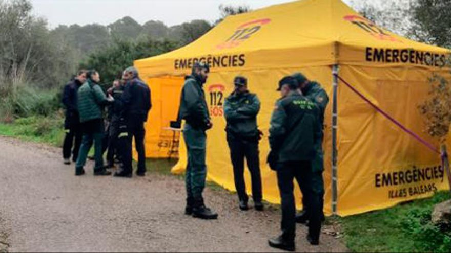 Reactivan la búsqueda del barranquista desaparecido en el torrent de na Mora