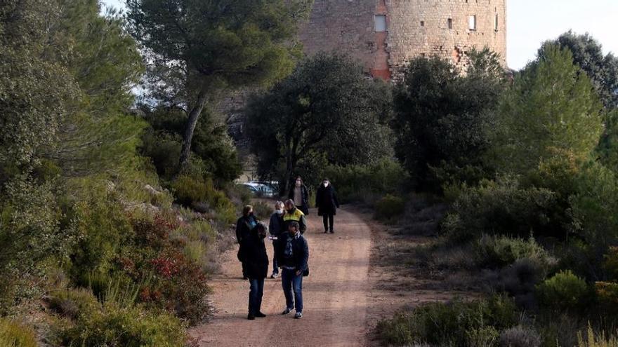 Santpedor s'oposa a la línia elèctrica provinent dels parcs eòlics projectats del Bages