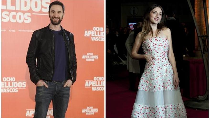 Dani Rovira y María Valverde acaban el rodaje de 'Ahora o nunca'