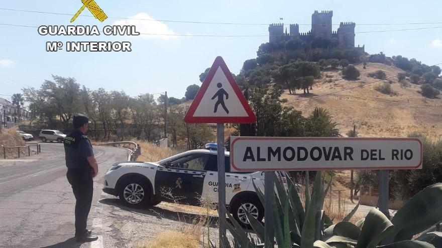 Detenido en Almodóvar el presunto autor de un robo con arma blanca