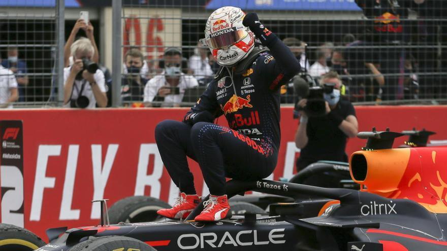 Verstappen se exhibe en Francia y refuerza su liderato