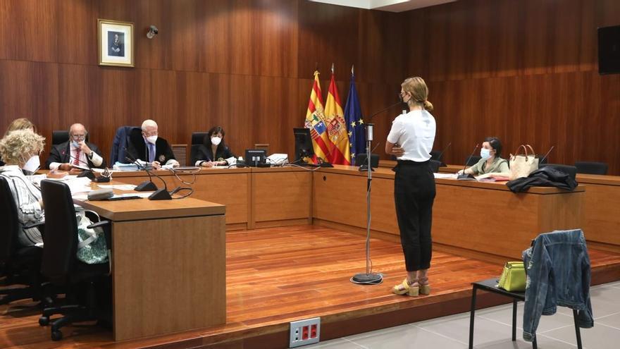Tres años de cárcel para la gerente de los industriales de Cuarte de Huerva