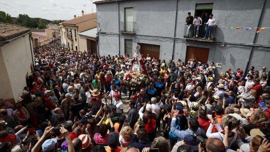 """Carta del alcalde de Zamora al pueblo de La Hiniesta: """"Volveremos con más fuerza"""""""
