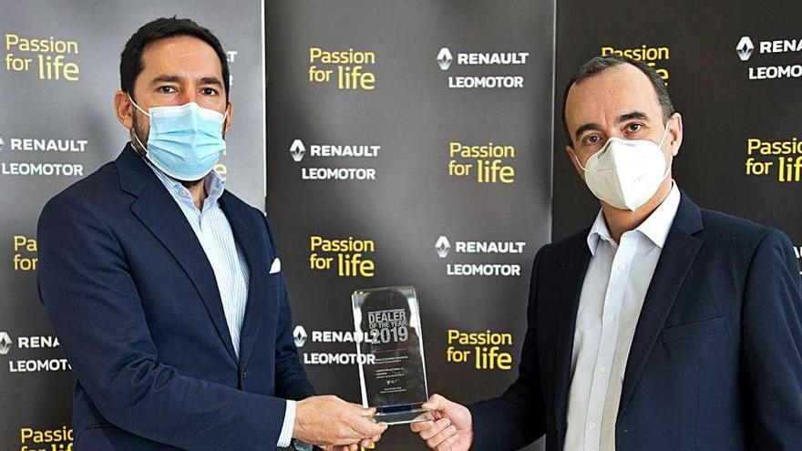 Leomotor, mejor concesionario Renault