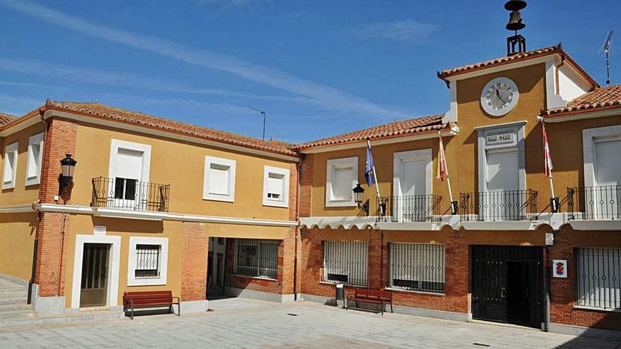 Confinada por un positivo COVID un aula de Primaria del CRA de Santa Cristina