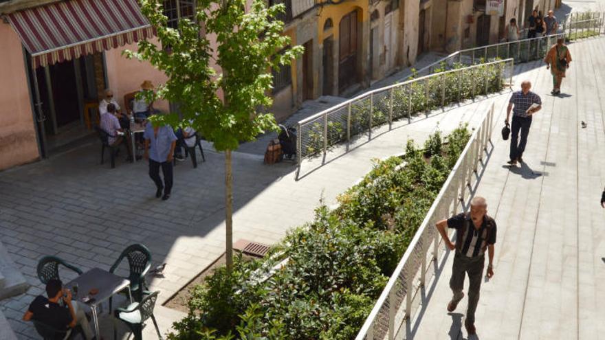 Manresa és la tercera ciutat gran catalana amb el pitjor índex socioeconòmic