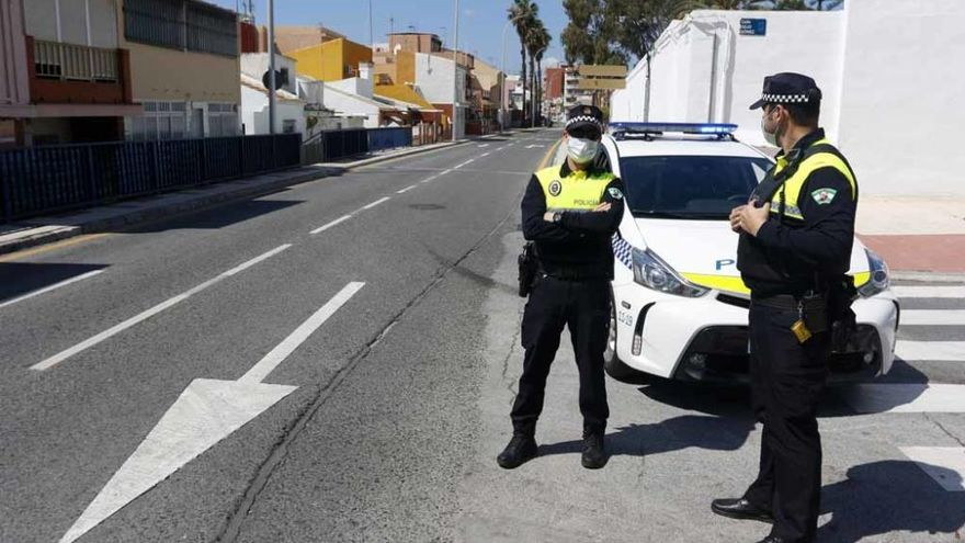 Málaga incrementa el control del tráfico de cara al fin de semana