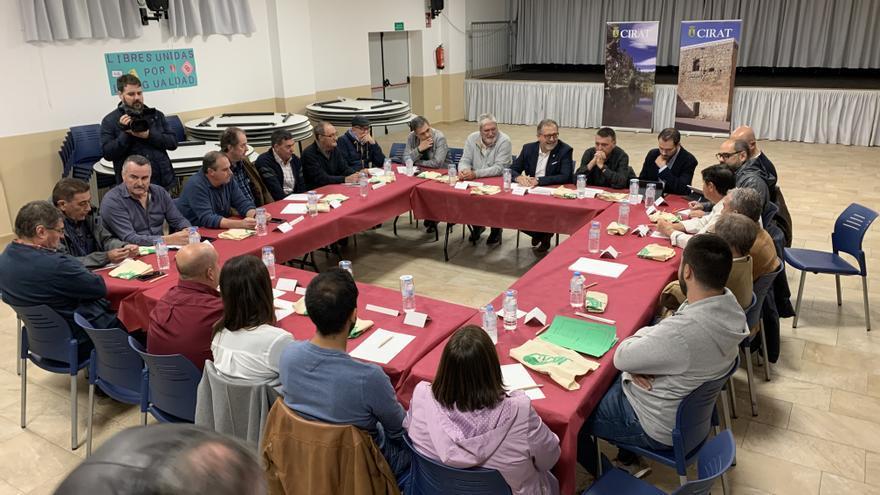 Martí se reunirá seis veces con los alcaldes de Castellón para preparar el presupuesto de 2022