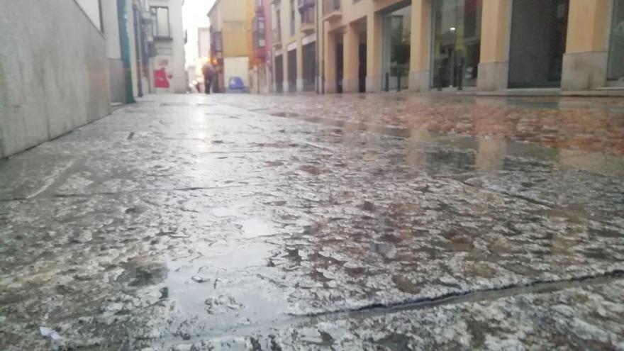 El tiempo en Zamora | La ciudad inicia el miércoles con lluvias débiles