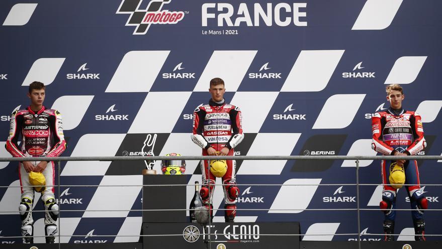 Sergio García Dols se trae la victoria de Le Mans a Burriana
