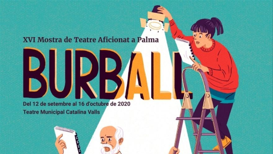 XVI Mostra de Teatre Aficionat a Palma. Burball 2020