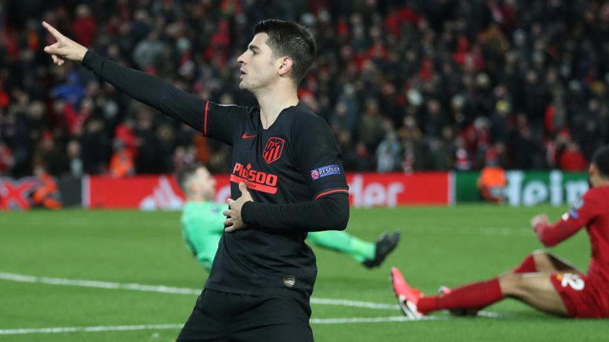Un estudio vincula 41 muertes con el Liverpool-Atlético