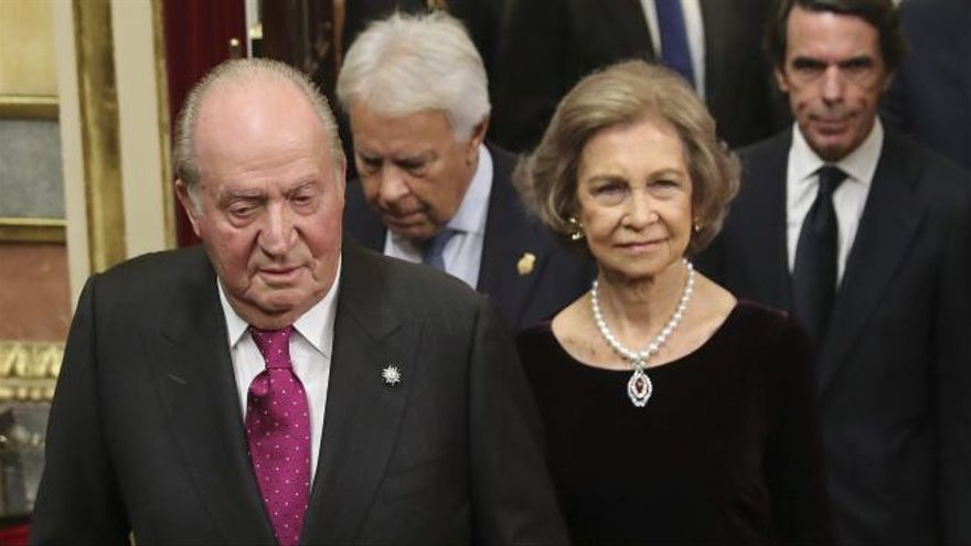 Juan Carlos I sacó 100.000 euros al mes de su cuenta en Suiza entre 2008 y 2012