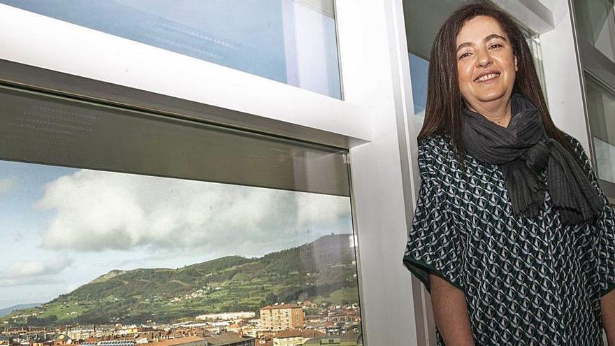 """Nuria Varela, directora del Instituto Asturiano de la Mujer: """"La violencia contra las mujeres sigue en aumento, así que hay que cambiar de estrategia"""""""