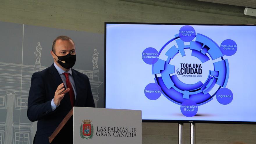 Las Palmas de Gran Canaria dispondrá de 30 millones más para invertir en 2021