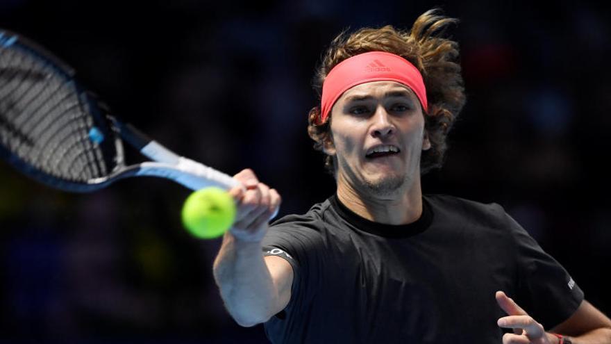 Zverev tumba a Federer y llega a la final
