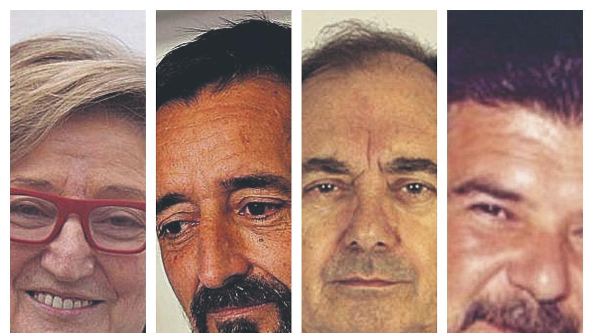 Cuatro médicos valencianos,  entre los cien mejores de España