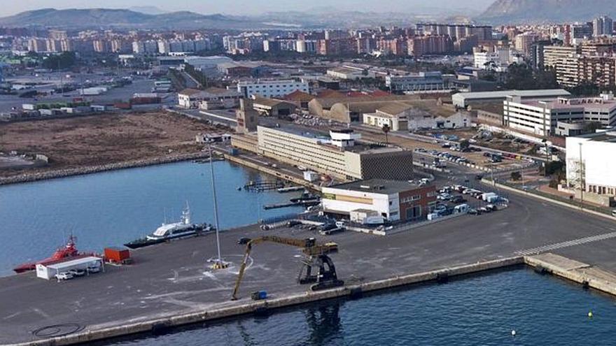 El proyecto del palacio de congresos en el puerto reabre la batalla entre Alicante y Elche