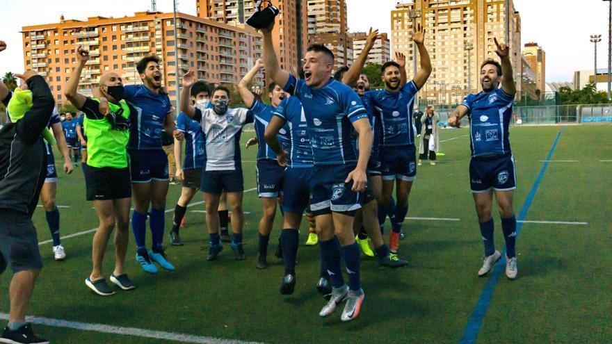 El Akra Bárbara reivindica un campo propio de rugby para «seguir creciendo»
