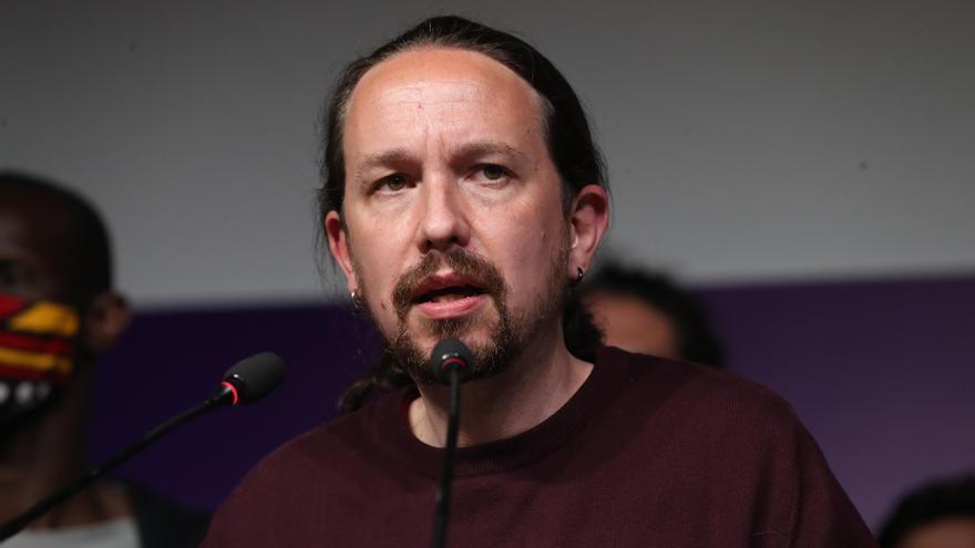 Los cargos de Podemos en la Comunidad abren un proceso de reflexión tras la salida de Pablo Iglesias
