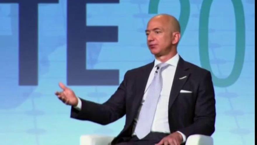 Jeff Bezos, el adiós de un vendedor de libros