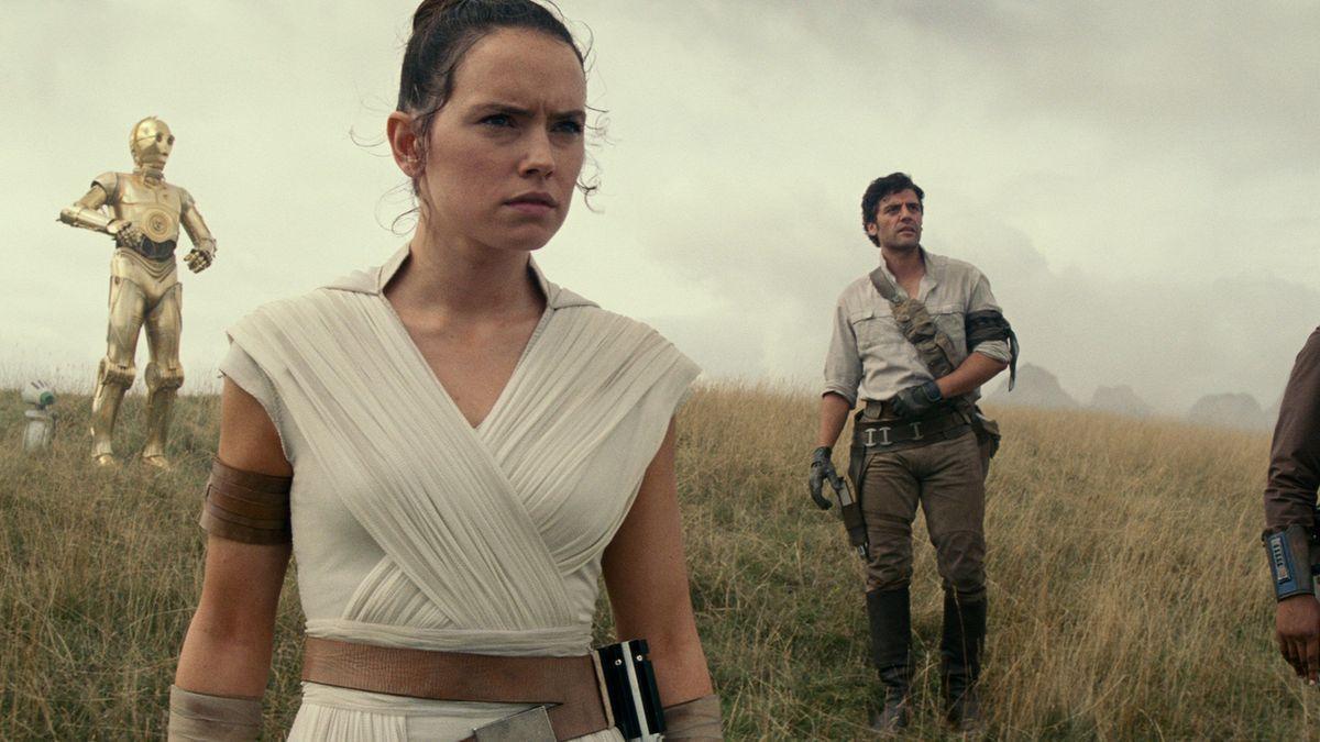Escena d'una de les pel·lícules de Star Wars