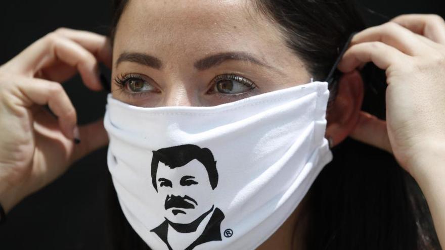 Cientos de mascarillas por cortesía de 'El Chapo' Guzmán