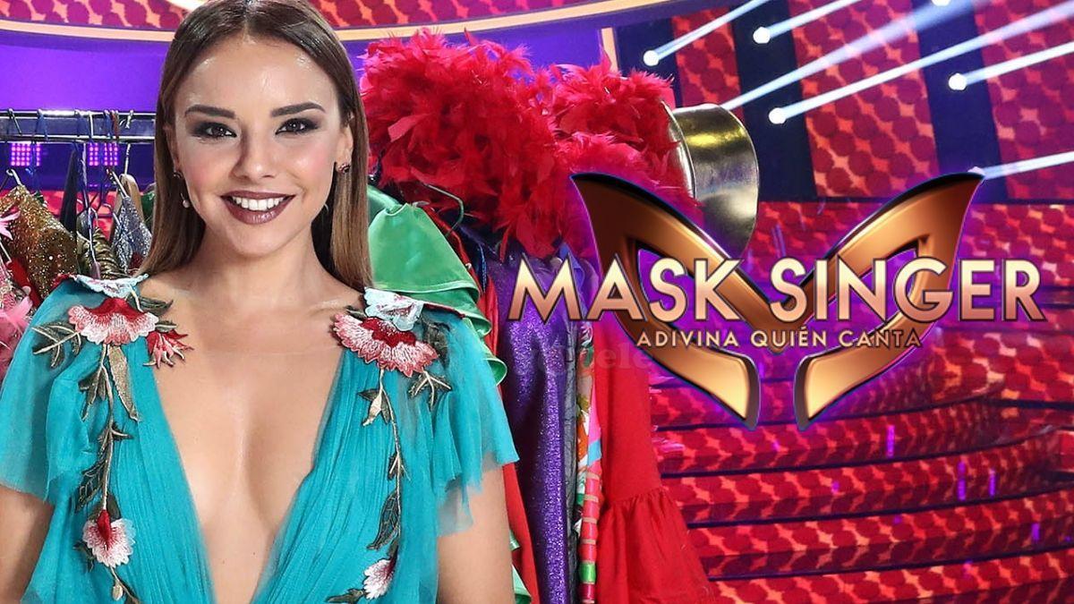 Chenoa, nueva jurado invitada de 'Mask Singer'
